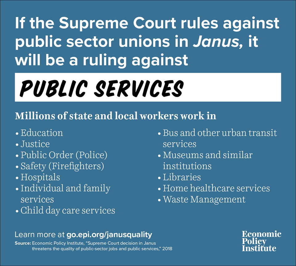 EPI: Supreme Court Decision Threatens Public Services | AFSCME Council 28  (WFSE)