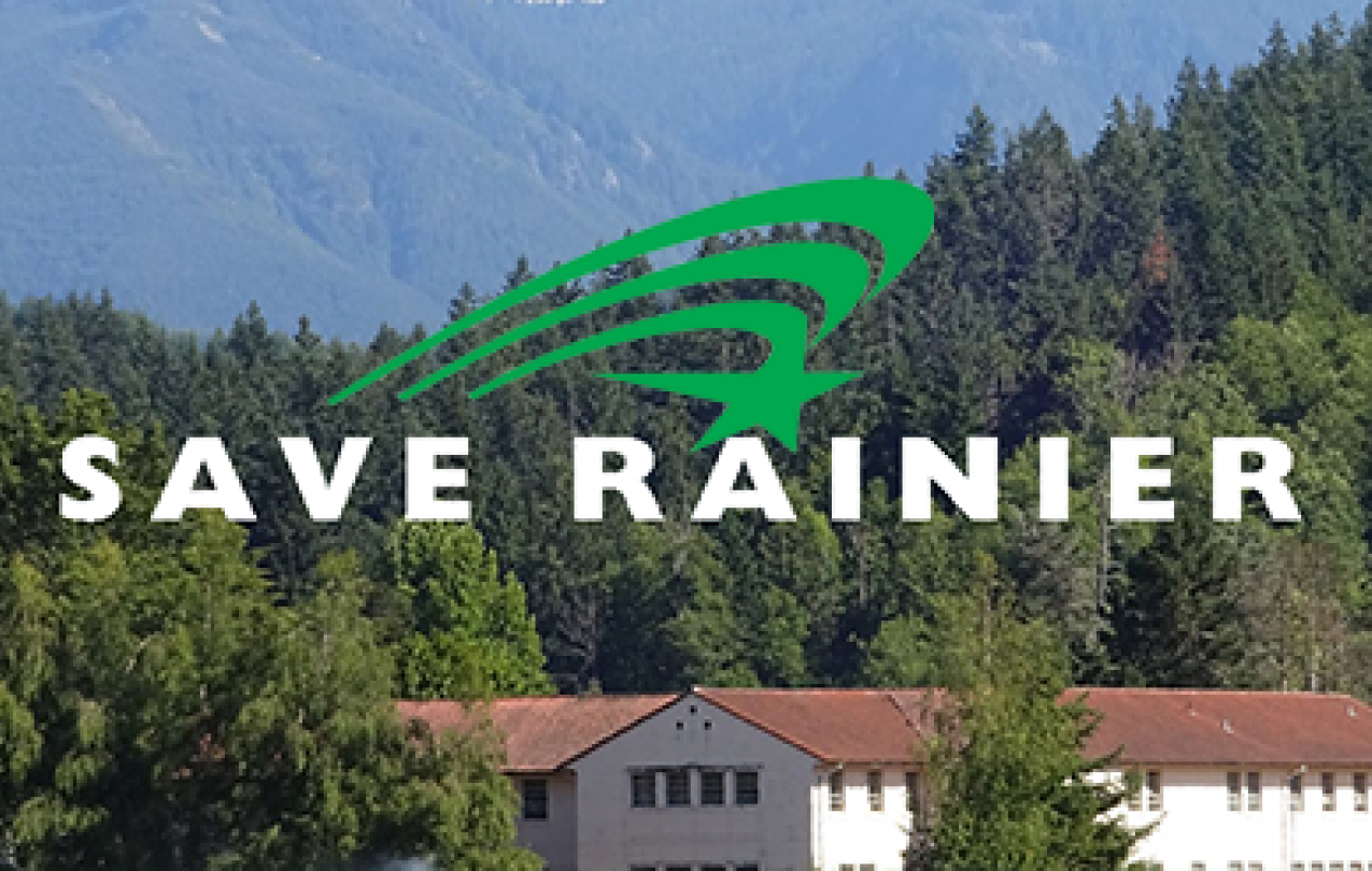 Graphic: Save Rainier School