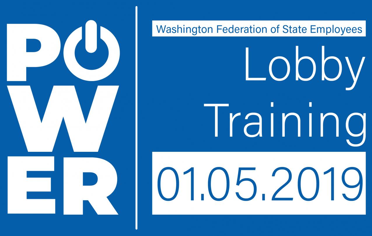 2019 Lobby Training