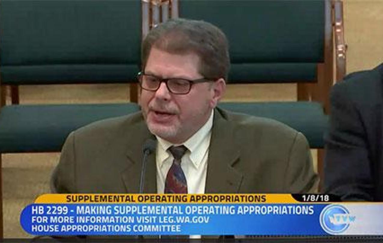 Dennis Eagle on 2018 Supplemental Budget