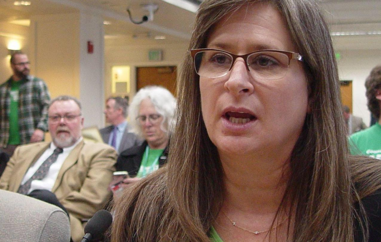 AFSCME Council 28 (WFSE) Secretary Tracey Stanley on part-timers bill SB6184