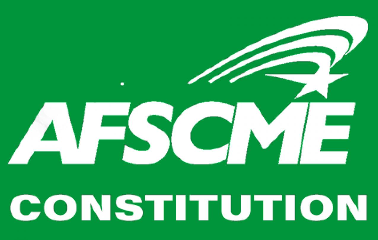 AFSCME Constitution docs