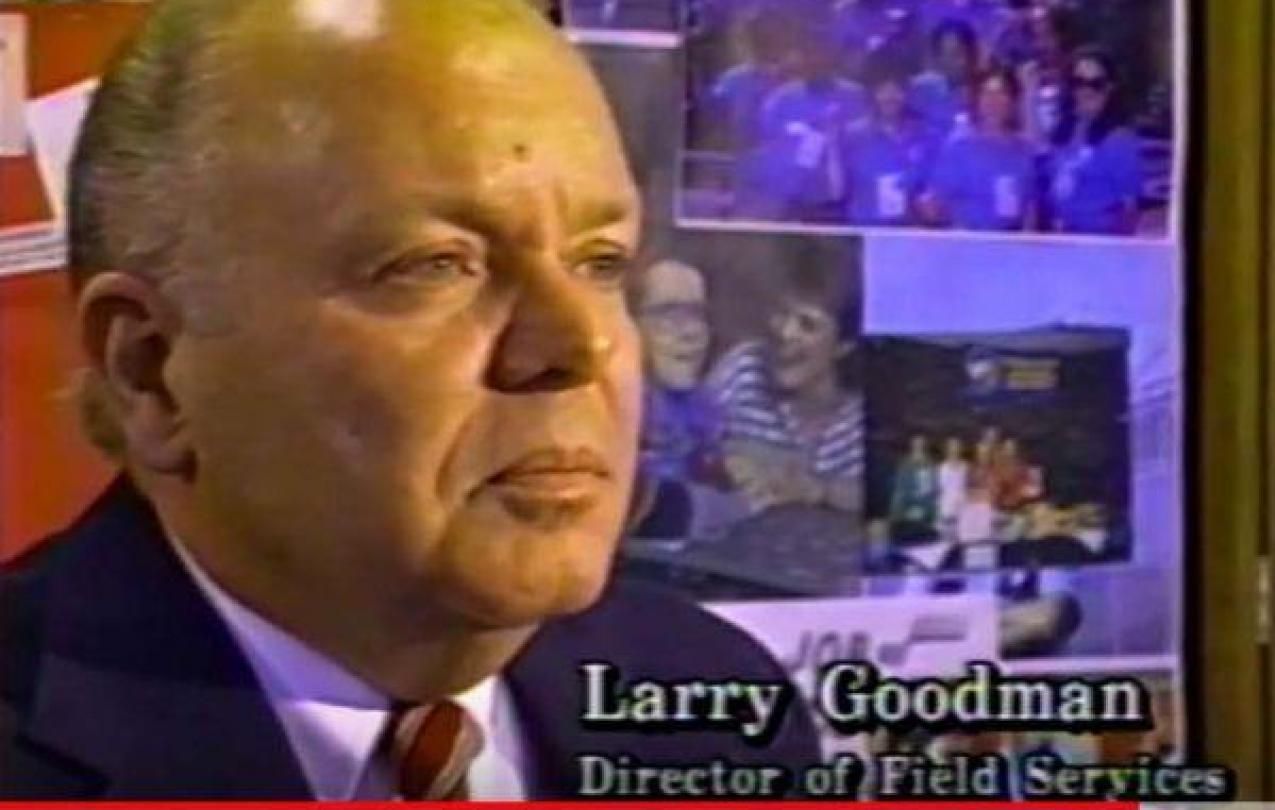 Larry Goodman remembered
