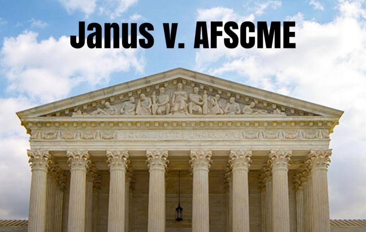 Janus v. AFSCME briefs