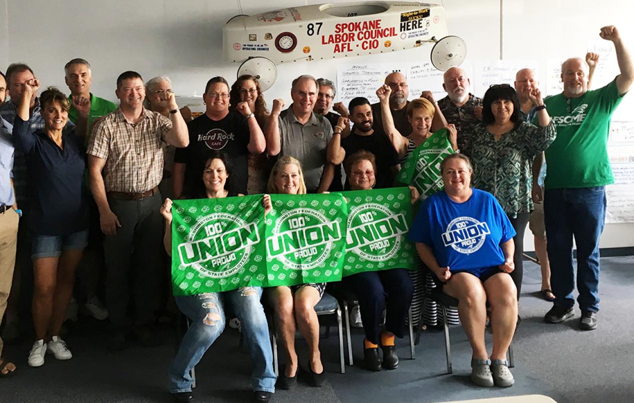 Spokane Local Leaders Launch
