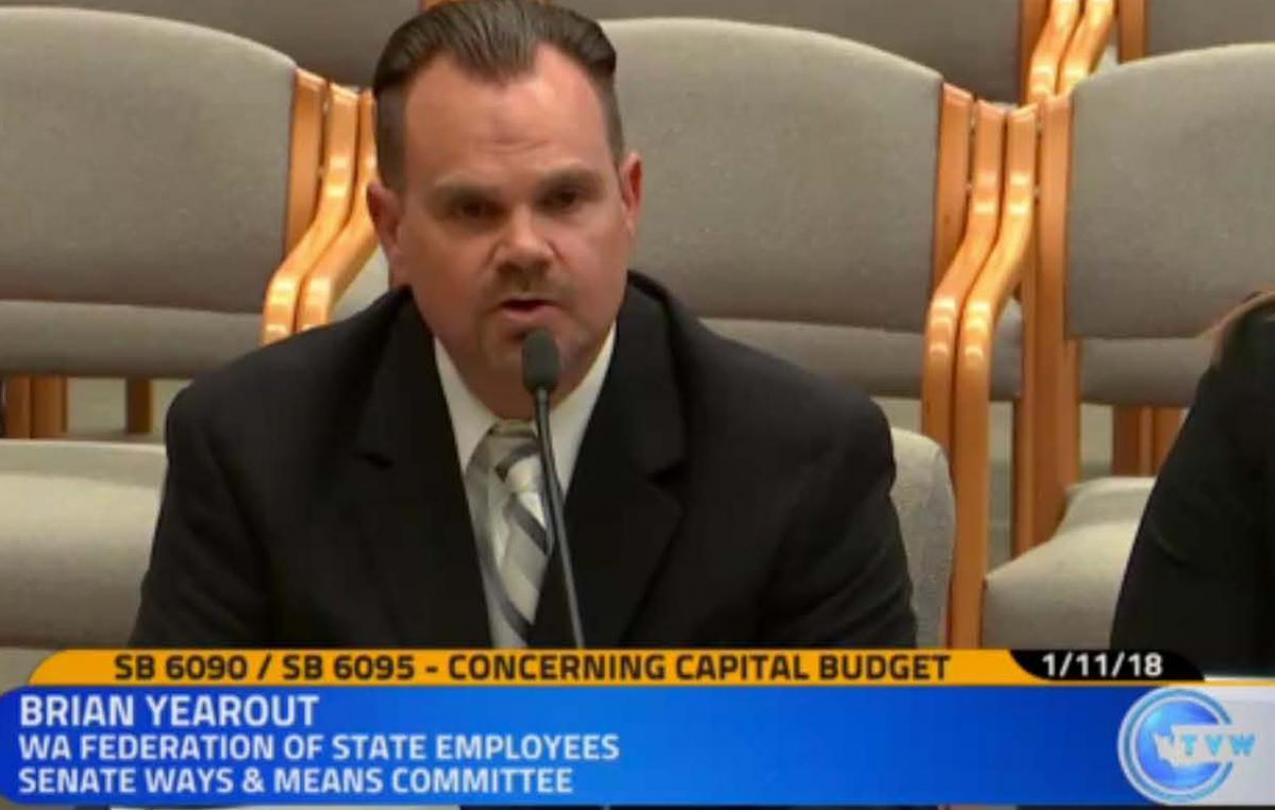Capital Construction Budget SB 6090