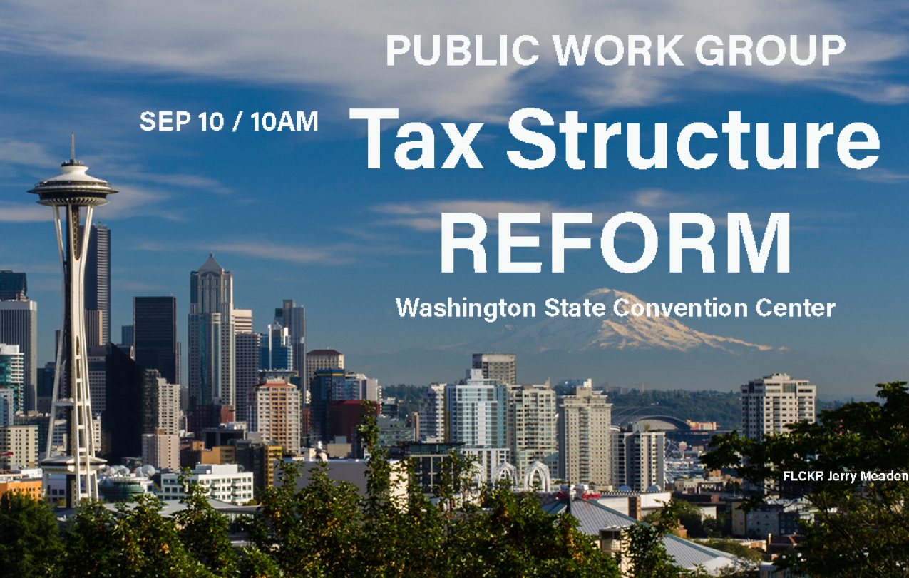 Tax Structure Reform Work Group