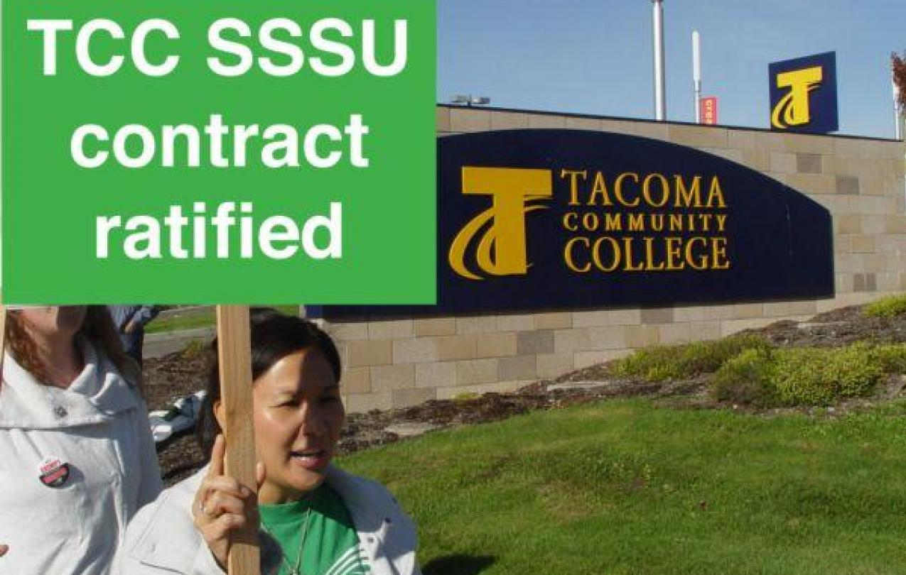 Tacoma Community College Student Support Services Unit