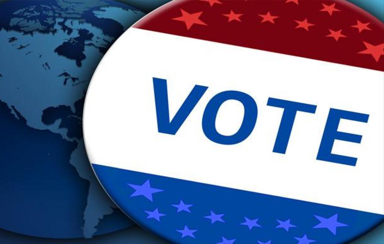 Image: Vote graphic