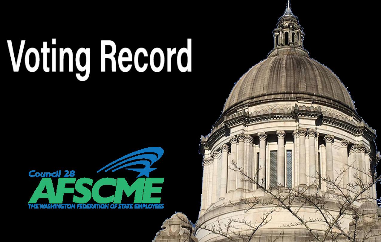 2018 Voting Record