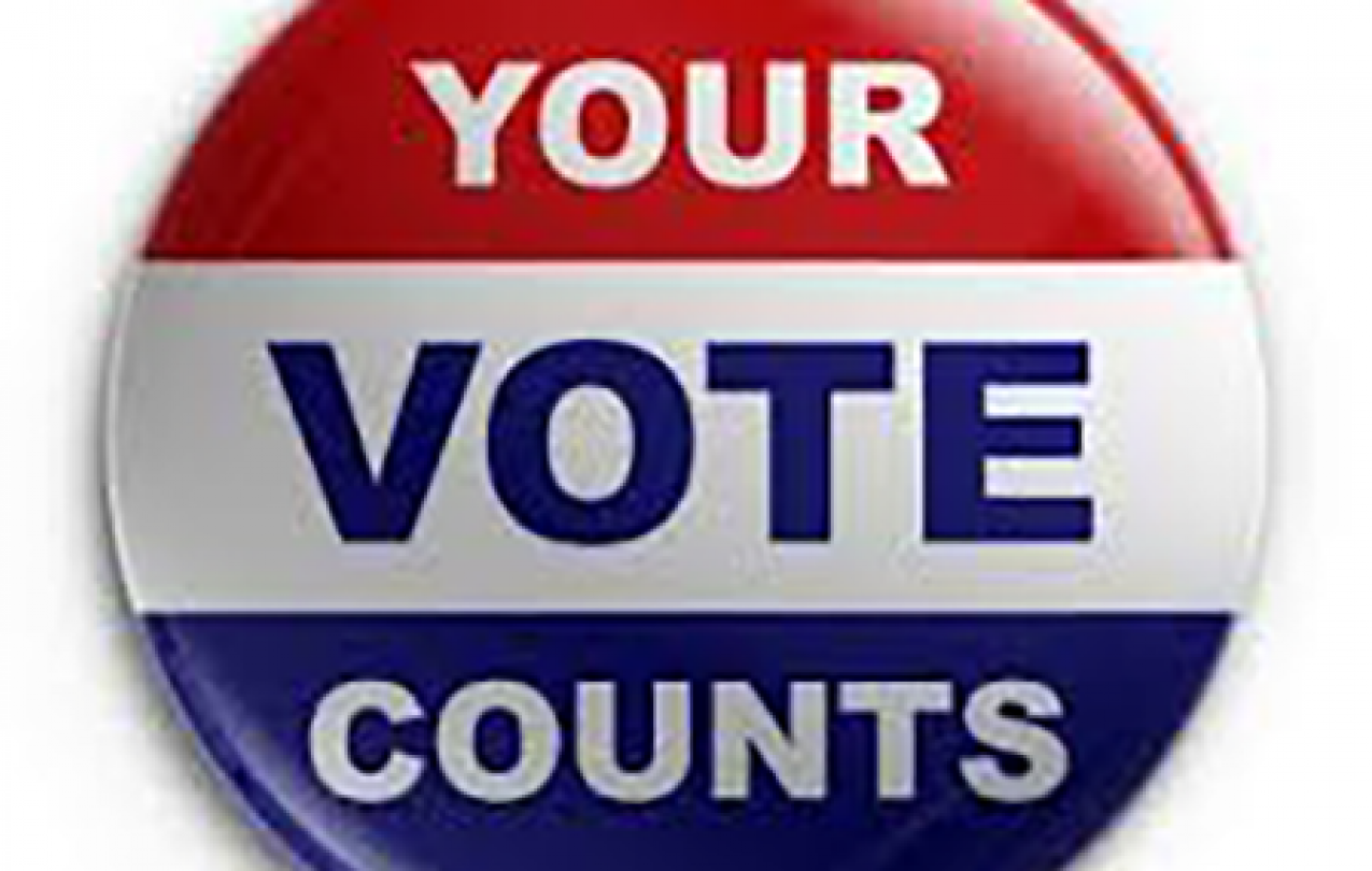 Your Vote Counts - register to vote
