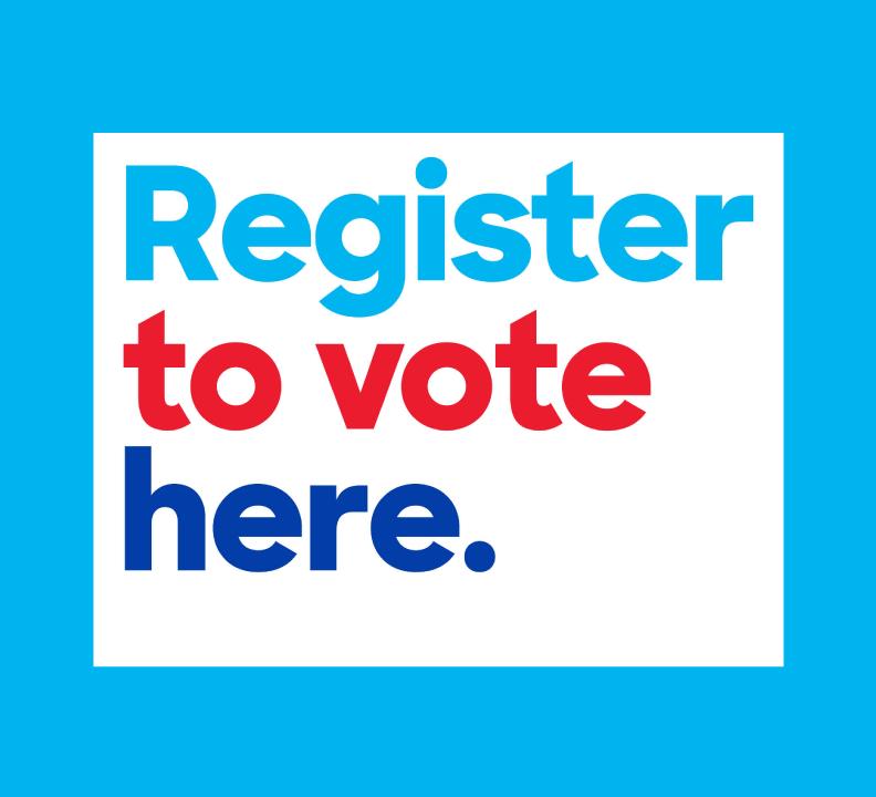 Graphic: Register to Vote