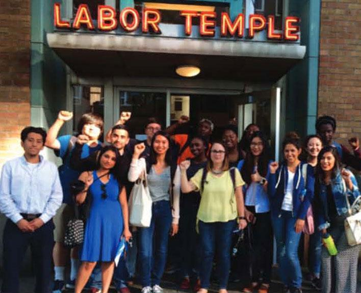 Union Summer Paid Internships