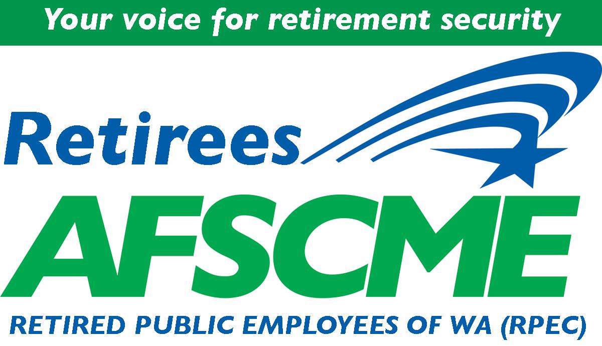 AFSCME Retirees RPEC-WA