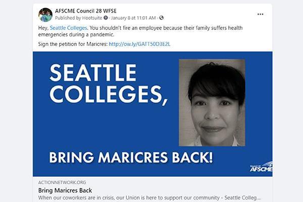 Maricres Petition