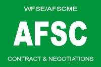 AFSC bargaining update