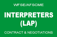 Language Access Providers (LAP) Interpreters