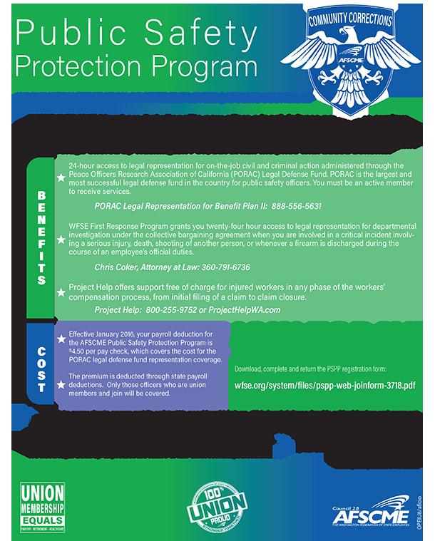 PSPP flyer
